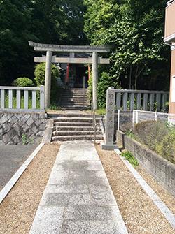 野々宮天神社